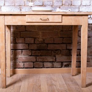 Table en chêne Décap&Patine by Aérogom'Nord